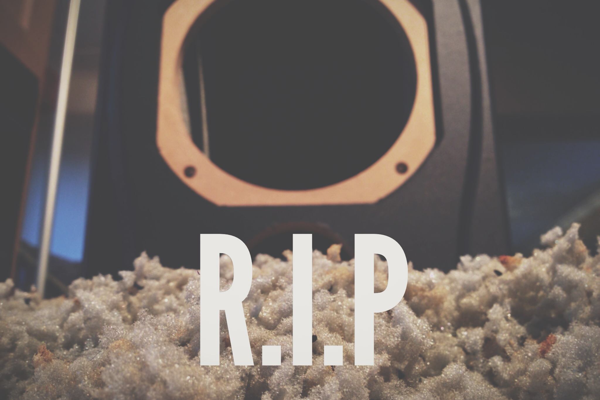 Dead Speakers, New Speakers.